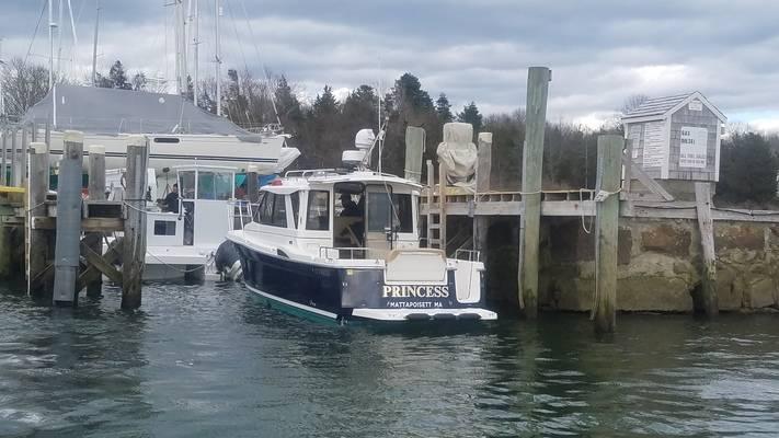 Mattapoisett Boatyard