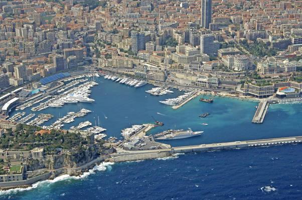 Monaco Port Hercule Marina