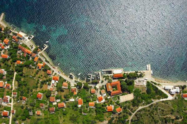 Viganj Harbour