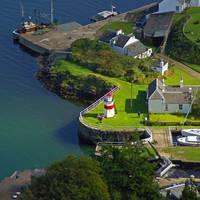 Crinan Canal Lighthouse
