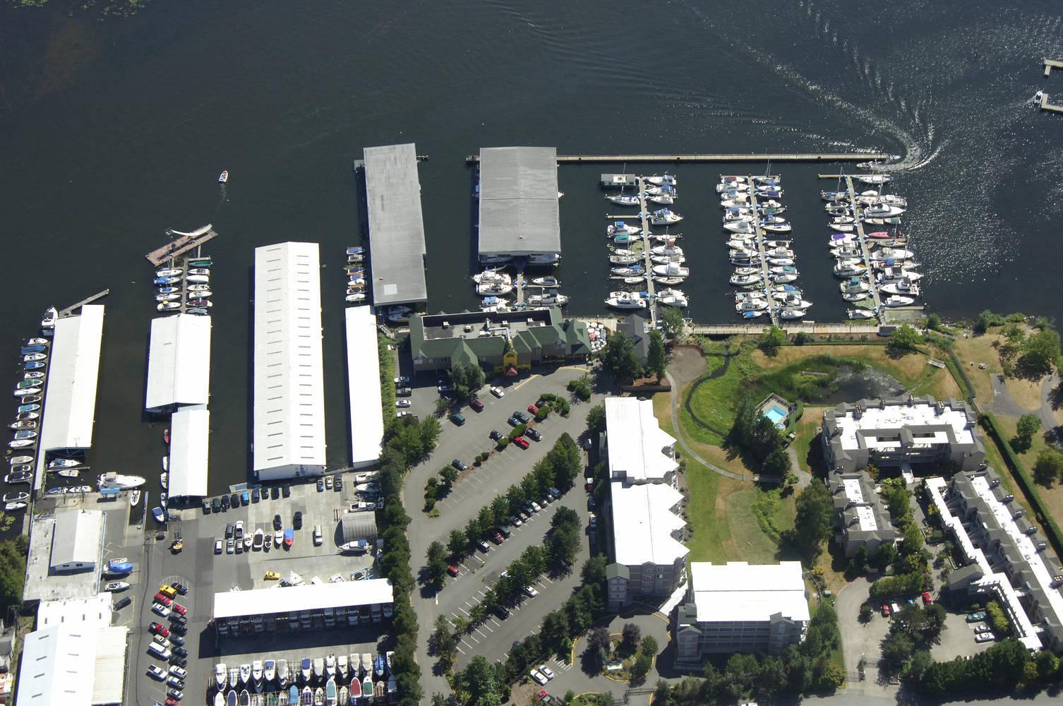 Harbour Village Marina slip, dock, mooring reservations - Dockwa