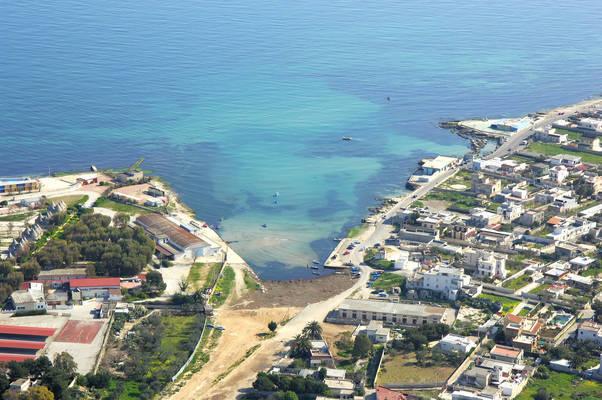 Cala San Giorgio Marina