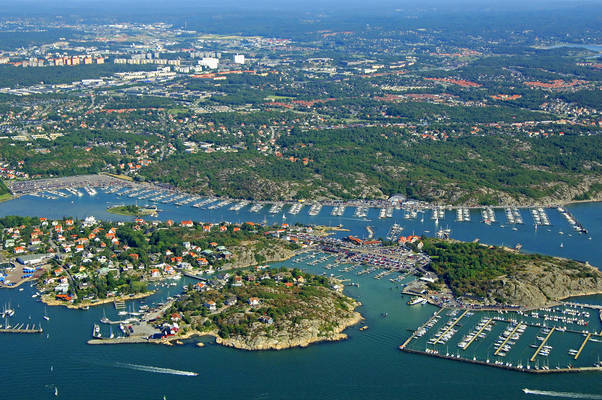 Saltholmen Hinsholmskilen Marina