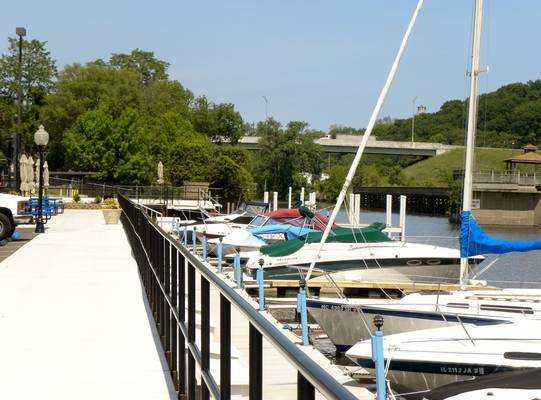 Trail Creek Marina