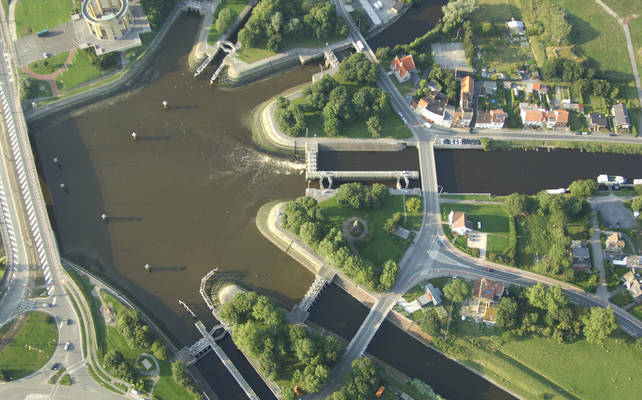 Nieuwport Locks