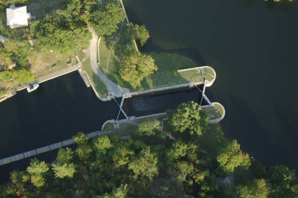 Rideau River Lock 39