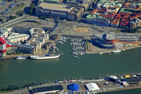 Goteborg Lillabommen Marina
