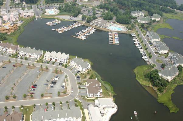 Ocean Pines Association Yacht Club Marina
