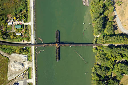 Canadian National Rail Road Bridge