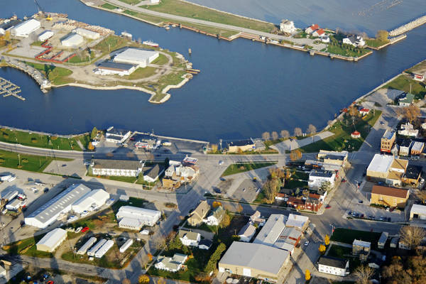 Kewaunee City Dock