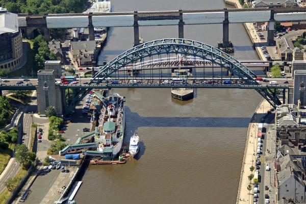 Swing Bridge Tyne
