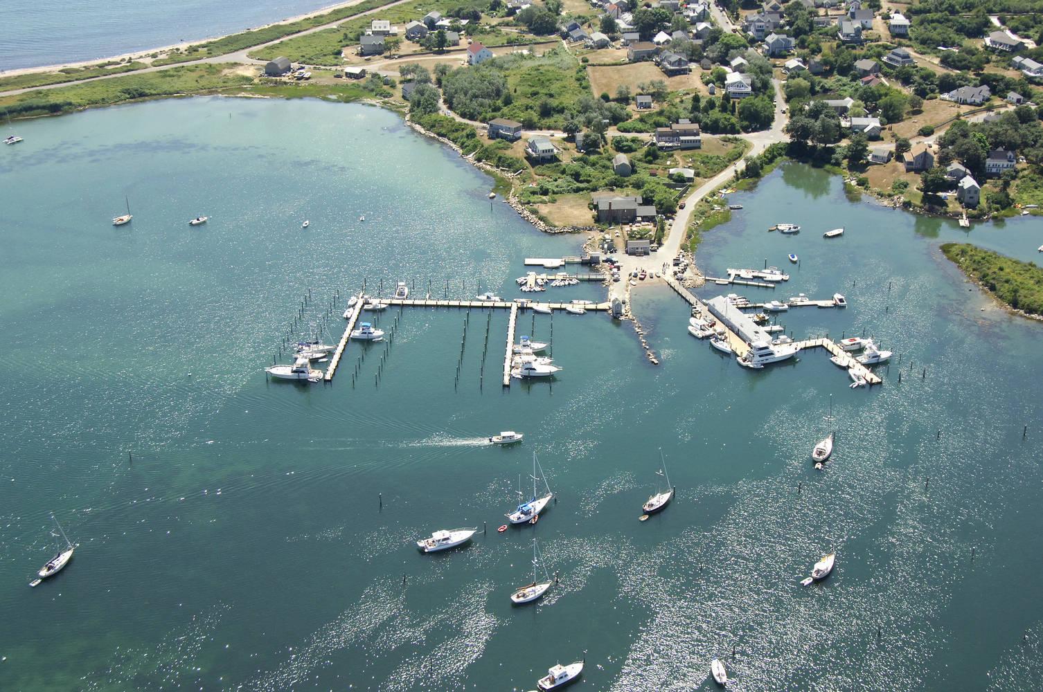 Cuttyhunk Marina Slip, Dock, Mooring Reservations