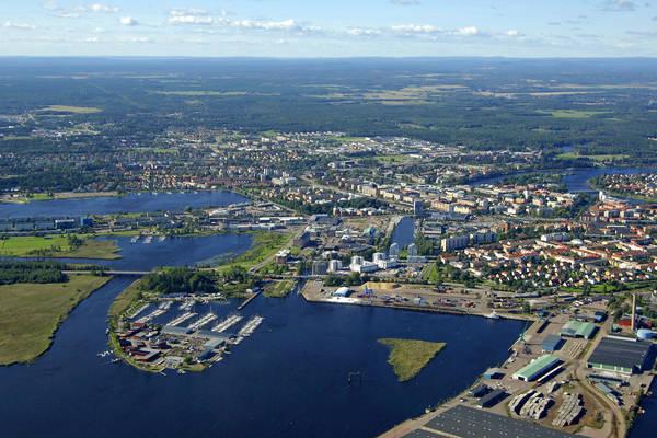 Karlstad Harbour