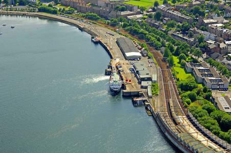 Caledonian MacBrayne HR Ltd. Ferry Terminal