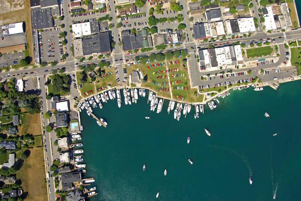 Charlevoix City Marina