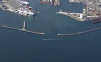 Frederikshavn Harbor Inlet