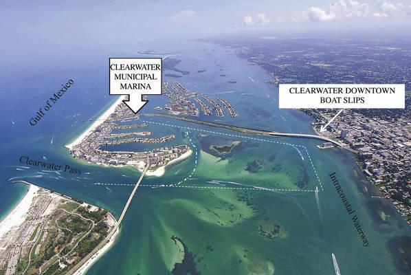 Clearwater Beach Marina