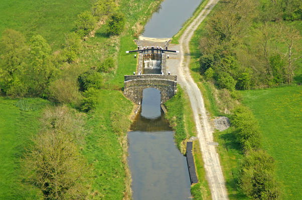 Royal Canal Lock 37
