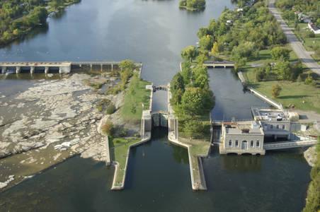 Trent River Lock 14