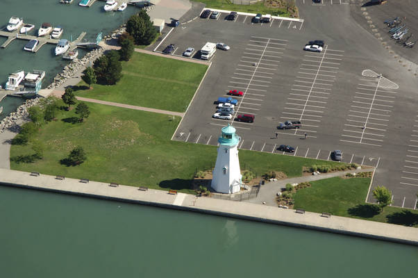 Port Dalhousie Rear Range Light (East Pier Light)