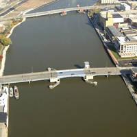 West Walnut Street Bascule Bridge