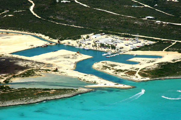Caicos Marina and Shipyard