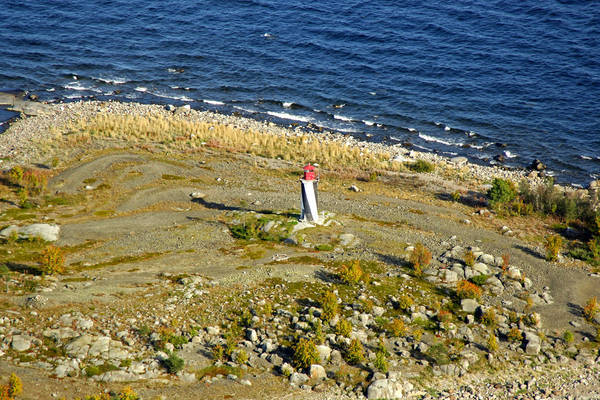Vaennskaer Lighthouse