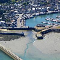 Saint Vaast La Hougue Lock