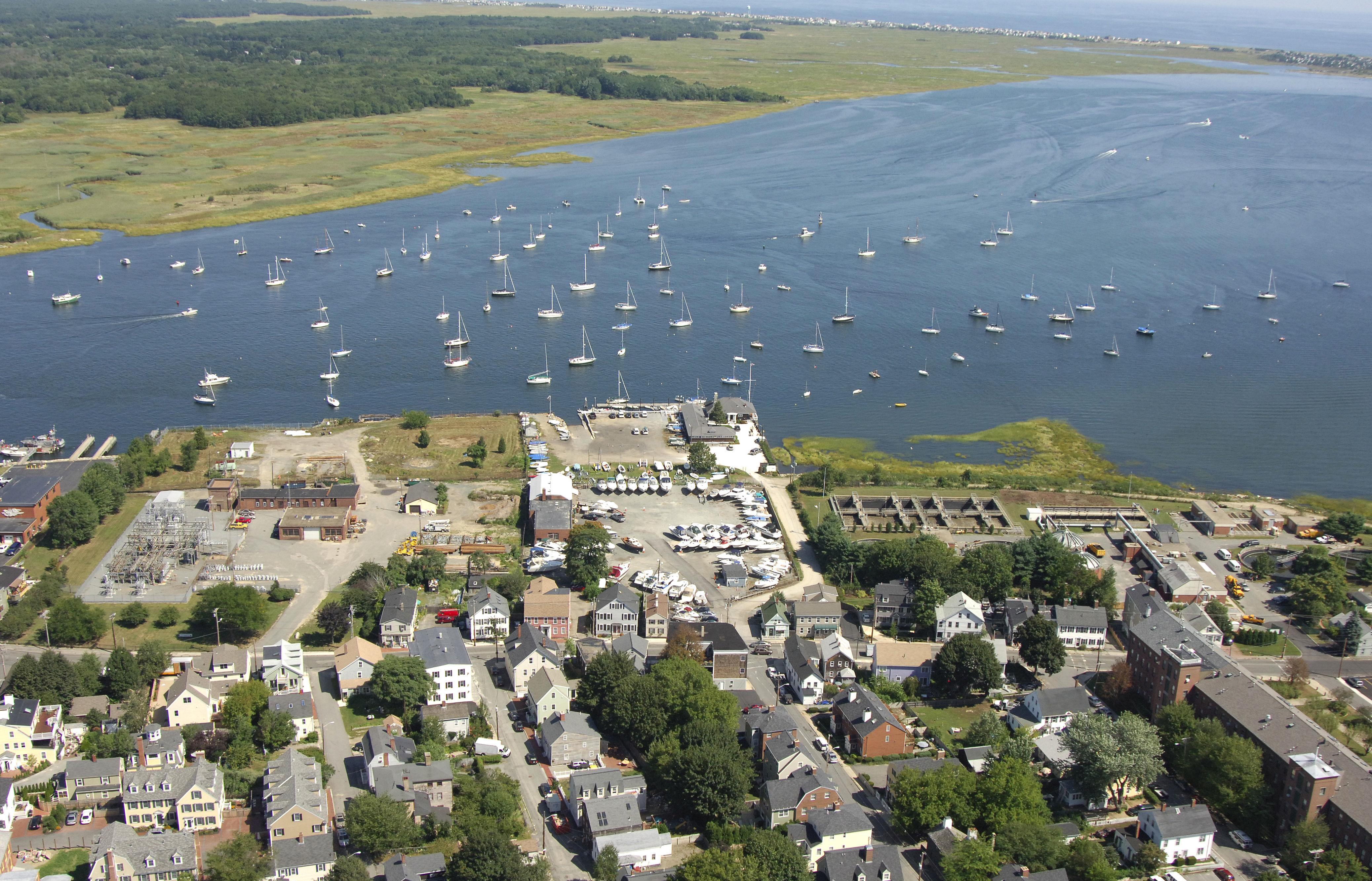 American Yacht Club in Newburyport, MA, United States