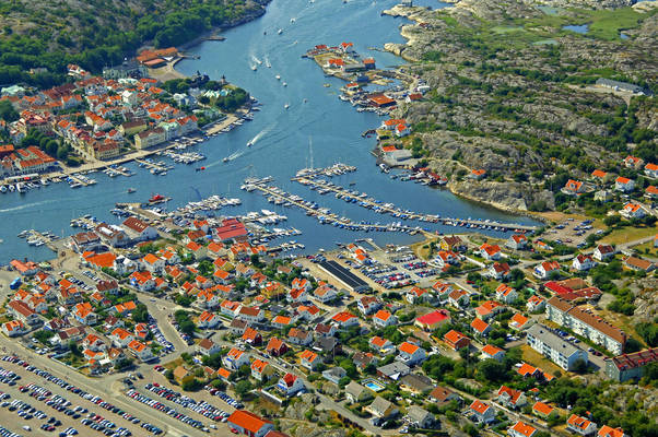 Marstrand Ringens Varv Marina
