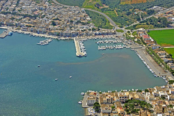 Porto Colom Marina