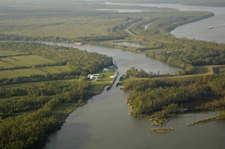 Lower Atchafalaya River Lock
