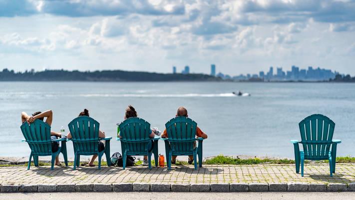 Boston Harbor Islands: Georges Island