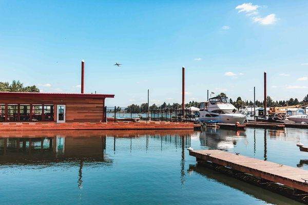 Sundance Yacht Moorage