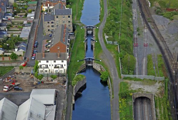 Royal Canal Lock 6