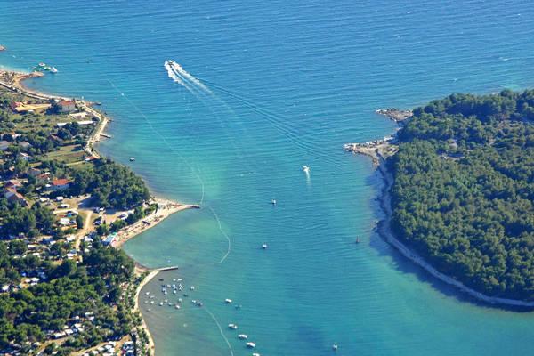 Puntarska Draga Inlet
