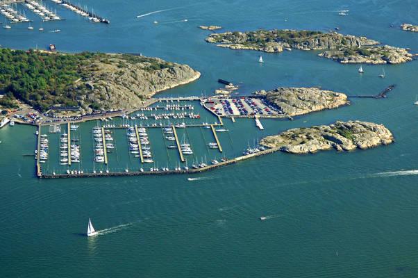 Yttre Saltholmen Marina