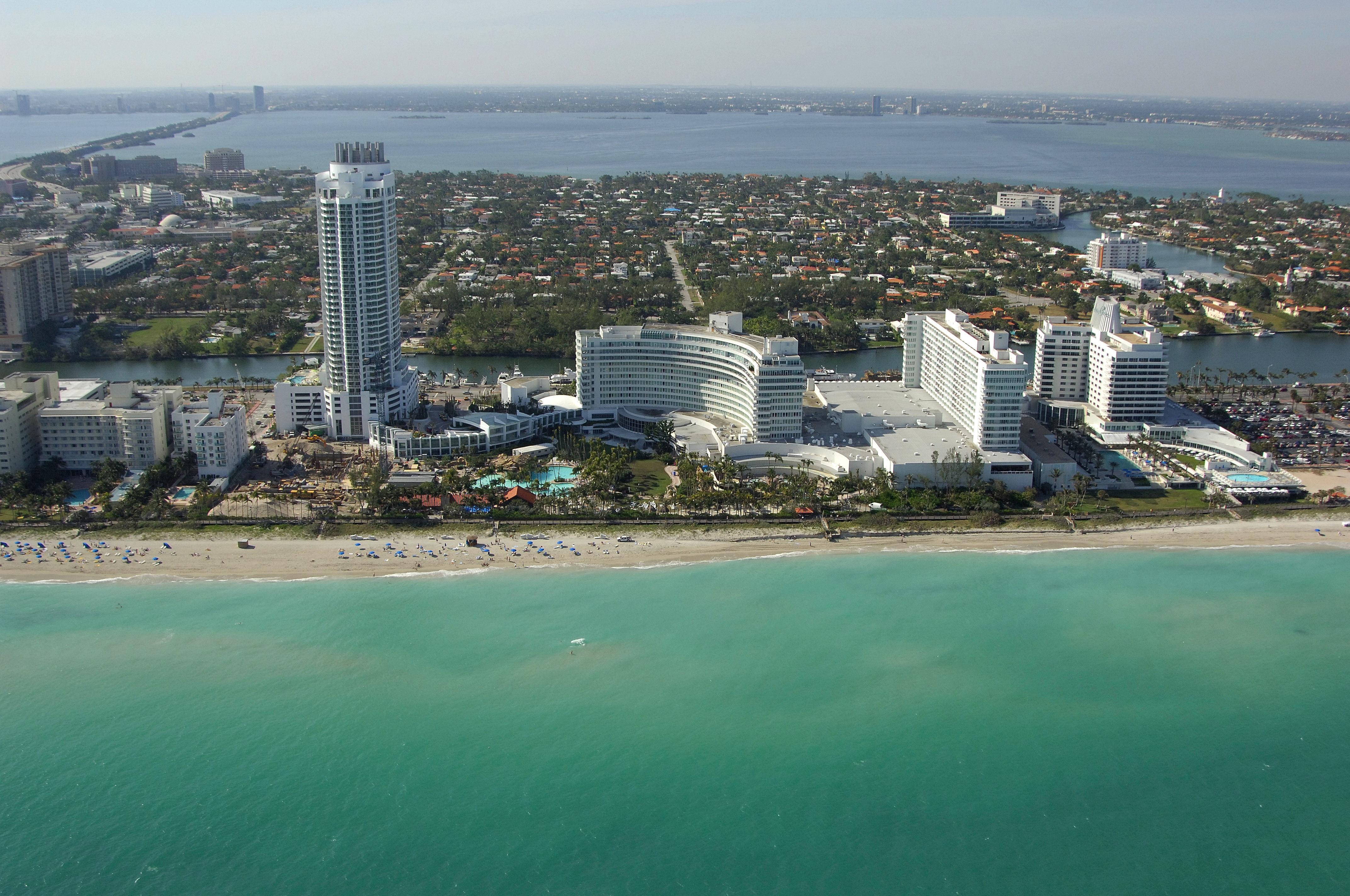 Collins Avenue L Miami Beach Fl