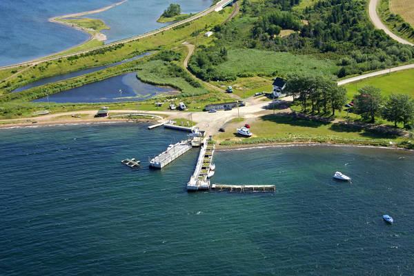 Barra Strait Marina
