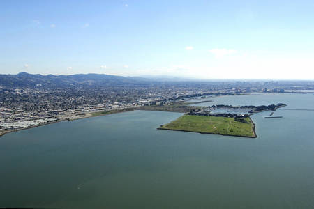 Berkeley Marina Harbor