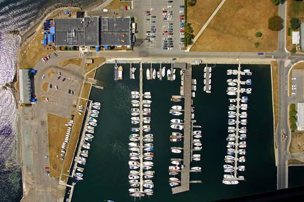 Coasters Harbor Island Marina