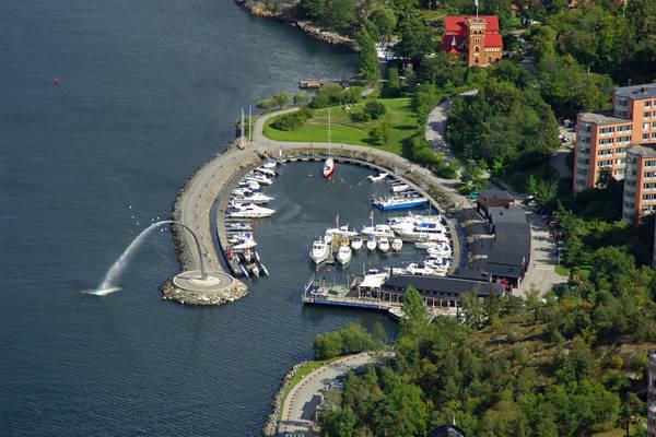 Nacka Strand Marina
