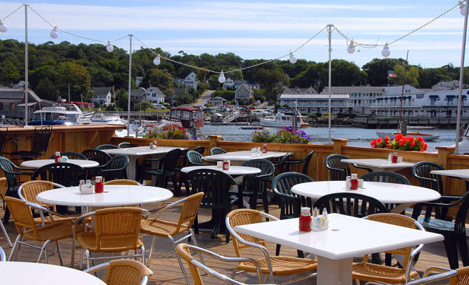 Boothbay Harbor Marina