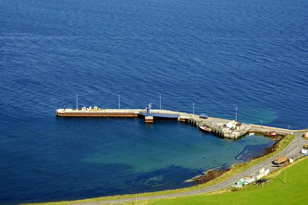 Backaland Ferry