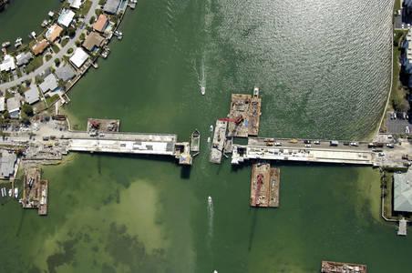 Treasure Island Causeway Middle Bascule Bridge