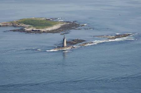 Ram Island Ledge Lighthouse