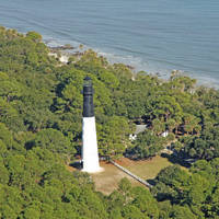 Hunting Island Light