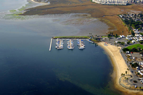 Campland on the Bay Marina