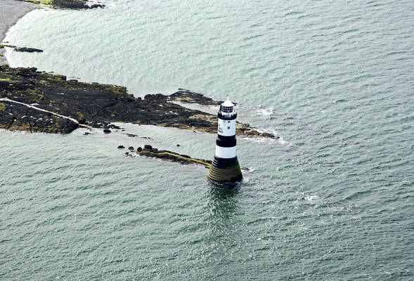 Penmon Lighthouse/ Trywn Du Light