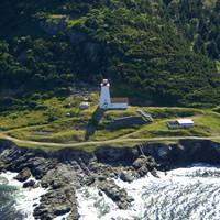 Cape North Lighthouse